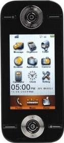 Micromax GC700 Actual Size Image