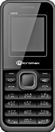 Micromax X215 Actual Size Image