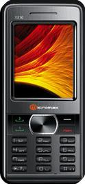 Micromax X310 Actual Size Image