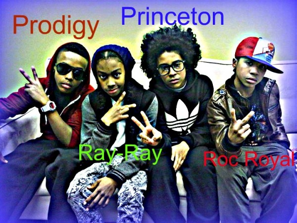 mindless behavior Actual Size Image