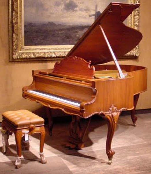 Mini Piano Actual Size Image