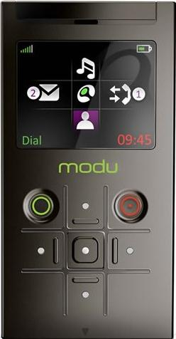 Modu Phone Actual Size Image