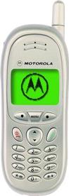 Motorola Talkabout T191 Actual Size Image