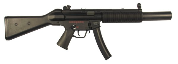 mp5 Actual Size Image
