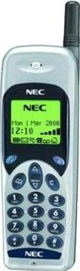 NEC DB4100 Actual Size Image