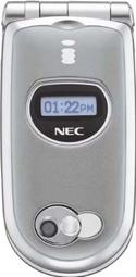 NEC N331i Actual Size Image