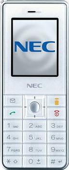 NEC n343i Actual Size Image