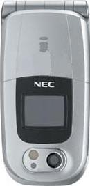 NEC N400i Actual Size Image