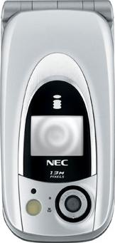 NEC N410i Actual Size Image