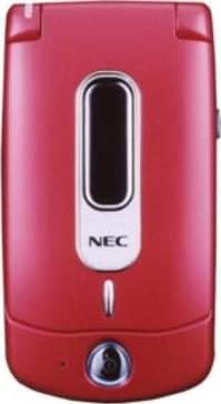 NEC N610 Actual Size Image