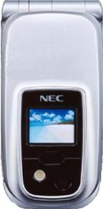 NEC N820 Actual Size Image