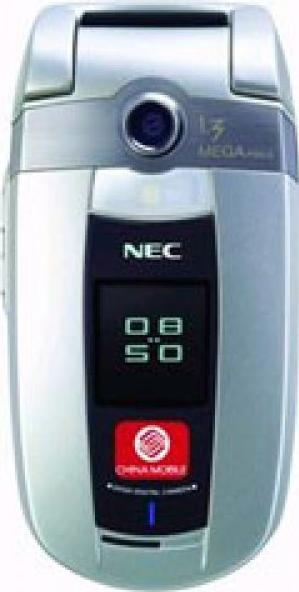 NEC N850 Actual Size Image