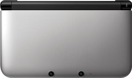 Nintendo 3DS XL Actual Size Image