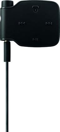 Nokia BH-111 bluetooth headset Actual Size Image
