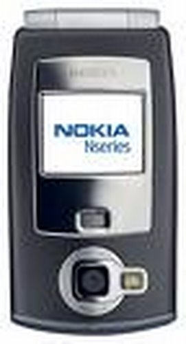 Nokia N71 Actual Size Image