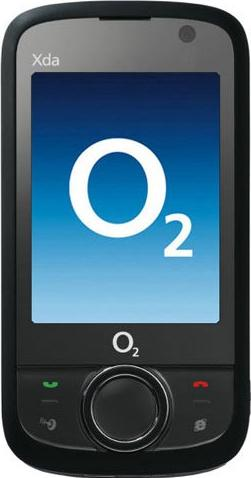 O2 XDA Orbit Actual Size Image