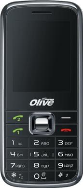 Olive V-G200 Actual Size Image