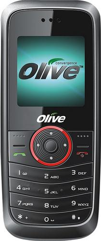Olive V-G2300 Actual Size Image