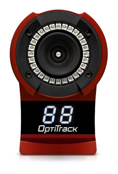 OptiTrack Flex 13 Actual Size Image