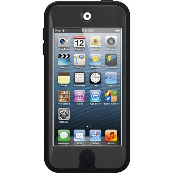 Otterbox Defender for iPod touch 5 Actual Size Image