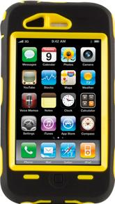 Otterbox iPhone case Actual Size Image