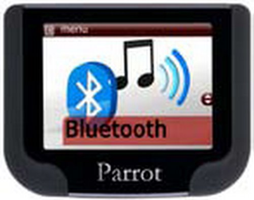 PARROT MKi9200 Actual Size Image