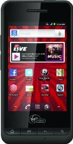 PCD Chaser (Virgin Mobile) Actual Size Image