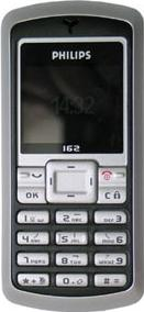 Philips 162 Actual Size Image