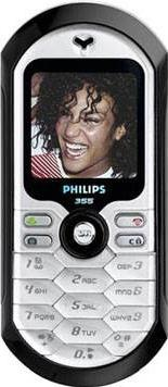 Philips 355 Actual Size Image