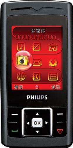 Philips 390 Actual Size Image