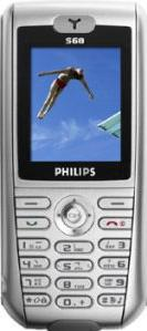 Philips 568 Actual Size Image