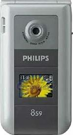 Philips 859 Actual Size Image