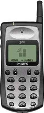 Philips Genie Sport Actual Size Image