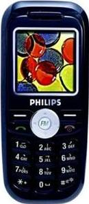 Philips S220 Actual Size Image