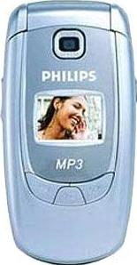 Philips S800 Actual Size Image
