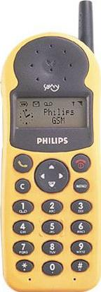 Philips Savvy Actual Size Image