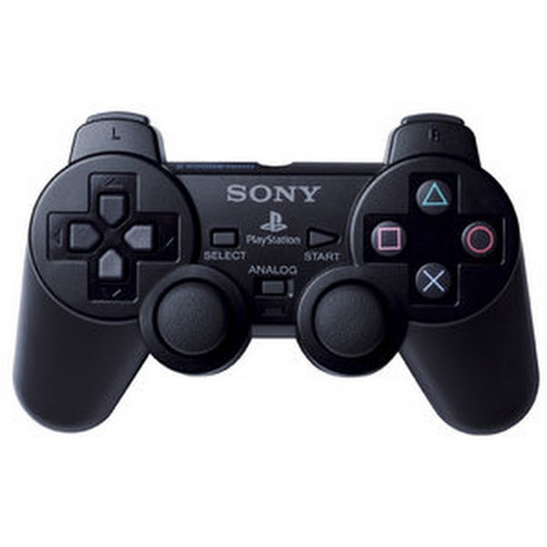 Playstation 2 Controller Actual Size Image
