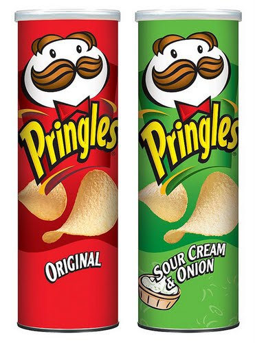 Pringles Actual Size Image