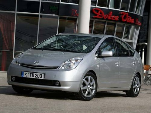 Prius, not Prias (totally different); this is the coolest car evar! Actual Size Image