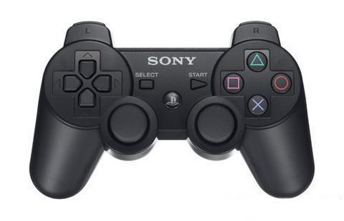 PS3 Controller Actual Size Image