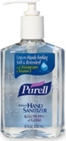 Purell hand soap Actual Size Image