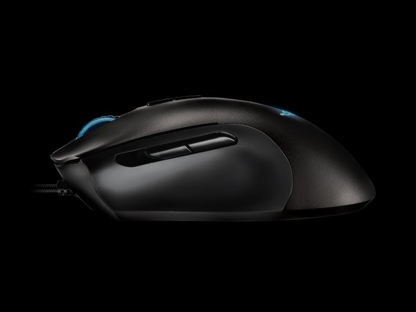 Razer Imperator 2012 [Side View] Actual Size Image