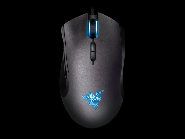 Razer Imperator 2012 [Top View] Actual Size Image