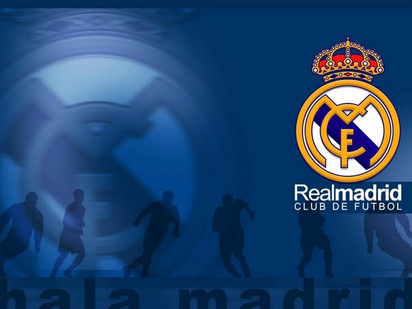 real madrid Actual Size Image