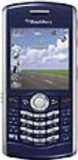 RIM BlackBerry 8120 Actual Size Image