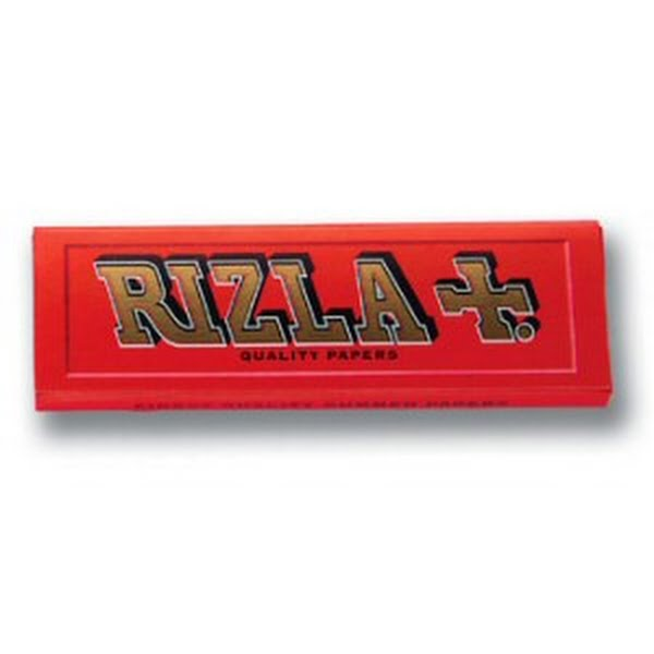 Rizla Rolling Paper Actual Size Image