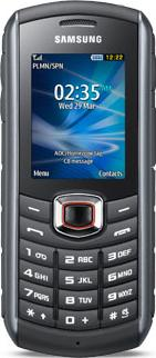 Samsung B2710 Actual Size Image