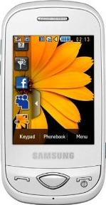 Samsung B3410 Corby Plus Actual Size Image