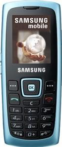 Samsung C240 Actual Size Image