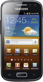 Samsung Galaxy Ace 2 I8160 Actual Size Image